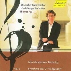 Heidelberg Symphony Orchestra - Mendelssohn: Complete Symphonies, Vol. 6