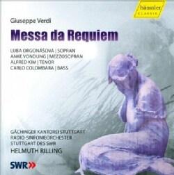 Gachinger Kantorei Stuttgart - Verdi: Messa Da Requiem