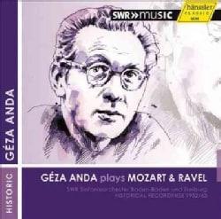 Geza Anda - Geza Anda Plays Mozart & Ravel