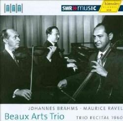 Beaux Arts Trio - Ravel/Brahms: Trio Recital 1960