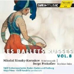Kirill Karabits - Rimsky-Korsakov/Prokofiev: Les Ballets Russes: Vol. 8