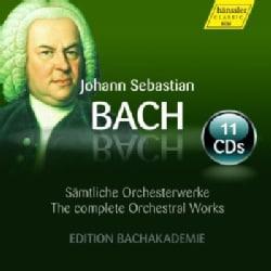 Johann Sebastian Bach - Bach: Complete Orchestral Works