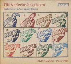 Private Musicke - De Murcia: Cifras Selectas De Guitarra