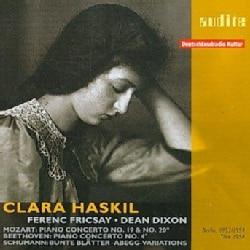 Deutsches Symphonie-Orchester Berlin - Clara Haskill Plays Mozart, Beethoven & Schumann