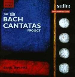 RIAS Kammerorchester - Bach: RIAS Bach Cantatas Project