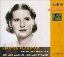 Kirsten Flagstad - Wagner/Strauss: Kirsten Flagstad Sings Wagner & Strauss