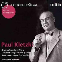 Paul Kletzki - Paul Kletzki Conducts Brahms, Schubert & Beethoven