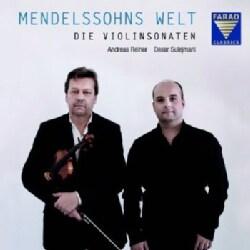 Desar Sulejmani - Mendelssohn's Welt