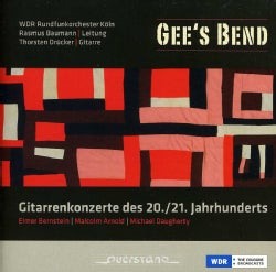 Thorsten Druecker - Daugherty: Gees Bend: Guitar Concertos of the 20th and 21st Centuries