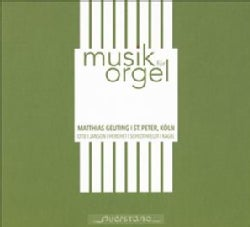 Matthias Geuting - Music for Organ