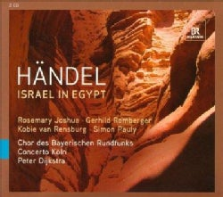 Georg Friedrich Handel - Handel: Israel in Egypt: Oratorio in Three Parts, HWV 54