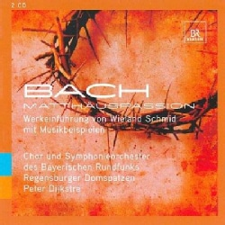 Regensburg Cathedral Sparrows - Bach: St. Matthew Passion: Introduction to The Work by Wieland Schmid with Musical Examples