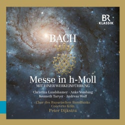 Peter Dijkstra - Bach: Messe in H-Moll