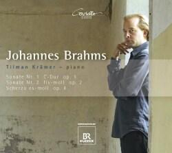 TILMAN KRAMER - BRAHMS: OEUVRES POUR PIANO DE JEUNE