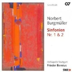 Norbert Burgmuller - Burgmuller: Symphony No 1 & 2