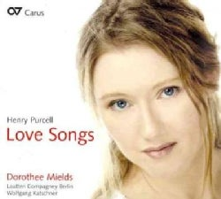 Dorothy Mields - Purcell: Love Songs