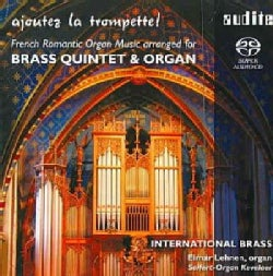 Elmar Lehnen - French Romantic Organ Music / Brass Quintet & Organ
