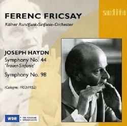 Kolner Rundfunk-Sinfonie-Orchester - Haydn: Symphonies Nos. 44 & 98