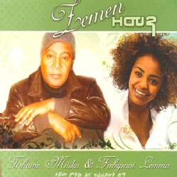 TESHOME MITIKU - ZEMEN ( ETHIOPIAN CONTEMPORARY MUSIC