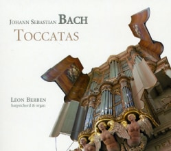 Leon Berben - Bach: Toccatas