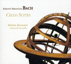 Dmitry Badiarov - Bach: Cello Suites