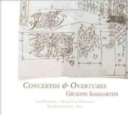 Benoit Laurent - Sammartini: Concertos & Overtures