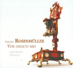 Alex Potter - Rosenmuller: Vox Dilecti Mei: Solo Motets and Sonatas