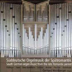 Various - South German Organ Music