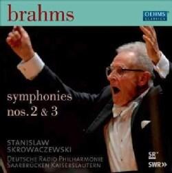 Stanislaw Skrowaczewski - Brahms: Symphonies Nos. 2 & 3
