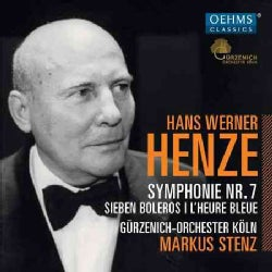 Guerzenich Orchestra Of Cologne - Henze: Symphony No. 7