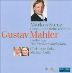 Gurzenich-Orchester Koln - Mahler: Songs from Des Knaben Wunderhorn