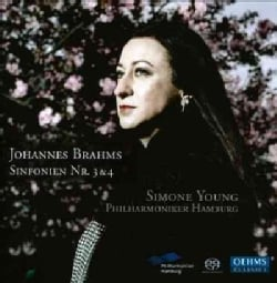 Simone Young - Brahms: Sinfonien Nos. 3 & 4
