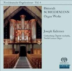 Joseph Kelemen - Scheidemann: Organ Works