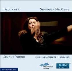 Hamburger Philhamoniker - Bruckner: Symphony No. 0, D Minor