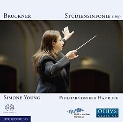 Hamburg Philharmonic - Bruckner: Study Symphony
