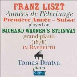 Tomas Dratva - Liszt: Annees De Pelerinage