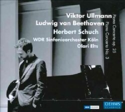 Herbert Schuch - Ullmann/Beethoven: Piano Concertos