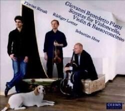 Florian Birsak - Platti: Sonatas for Violoncello, Violin & Basso Continuo