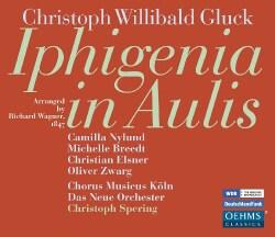 Christoph Willibald Gluck - Gluck: Iphigenia in Aulis