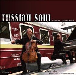 Nikolai Kapustin - Kapustin/Rachmaninoff: Russian Soul: Cello Project