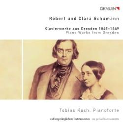 Tobias Koch - Schumann: Piano Works from Dresden 1845-1849