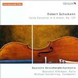 Deutsche Streicherphilharmonie - Schumann: Cello Concerto in A Minor, Op. 129