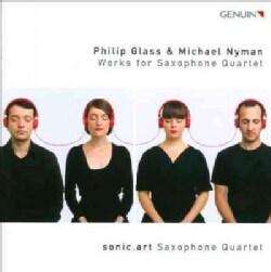 Philip Glass - Glass/Nyman: Works for Saxophone Quartet