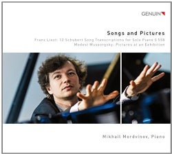 Mikhail Mordvinov - Liszt/Mussorgsky: Songs and Pictures