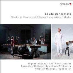 Wave Quartet - Lauda Concertata