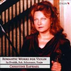 Christine Raphael - Romantic Works for Violin