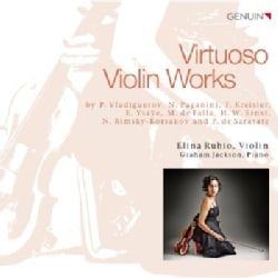 Elina Rubio - Virtuoso Violin Works