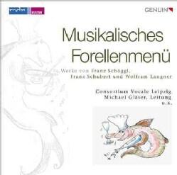Laetitia-Quartett - Musikalisches Forellenmenu