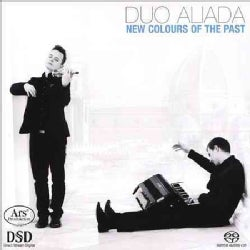 Duo Aliada - New Colours of the Past