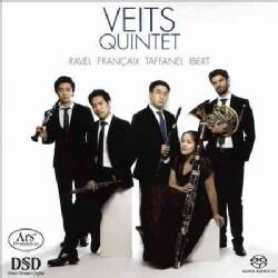 Veits Quartet - Ravel, Francaix, Taffanel, Ibert